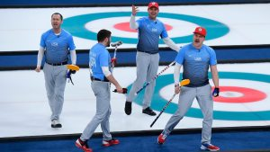 4 to Watch: USA Curling Rocks! Men Win Historic Olympic Gold