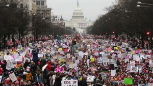 'March to the Polls' Planned for Women's March Anniversary
