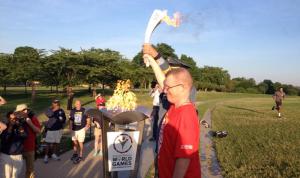 Special Olympics Torch Run Kicks Off in D.C.