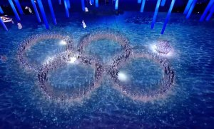 Russia Closes Winter Games With Grand Show