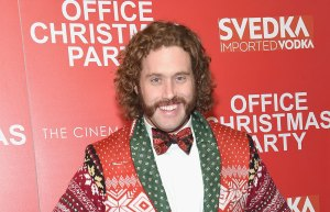 Actor T.J. Miller Charged With Battery in Calif.