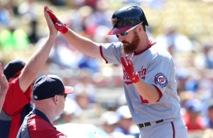 Nationals Keep Span; Soriano, LaRoche Free Agents