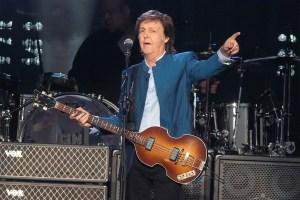 Paul McCartney Sues Over Beatles Copyright