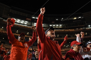 Nats Park Hosting Watch Party for World Series Game 2