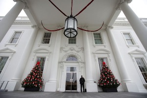 White House Decks the Halls for 2016 Holidays