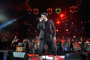 Photos: Timberlake, Grande, More Perform for Charlottesville