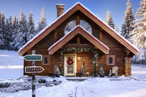 In Photos: A Tour of Santa's House on Zillow