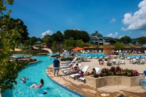Kingsmill Resort's Lazy River: Actually Pretty Fast