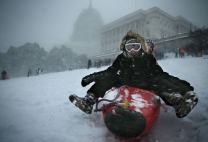 PHOTOS: D.C. Blanketed by Blizzard of 2016