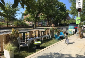 PARK(ing) Day Turns Pavement Into Parks