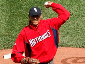 Obama Won't Toss First Pitch