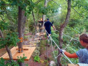 High in the Trees at Sandy River Retreat