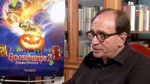 RL Stine Speaks on New 'Goosebumps' Film
