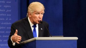 Alec Baldwin Considering Other Venues for Trump Impression