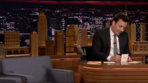 'Tonight': Jimmy's Thank You Notes