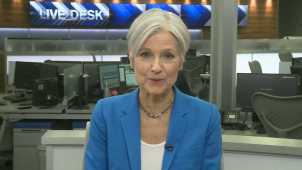 Jill Stein Defends Recount Efforts in 3 States