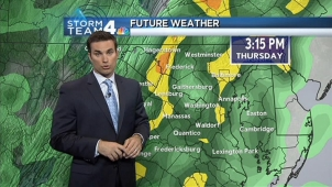 Get the forecast from Storm Team 4's Doug Kammerer.