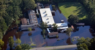 Civil Air Patrol Helps After S.C. Flooding