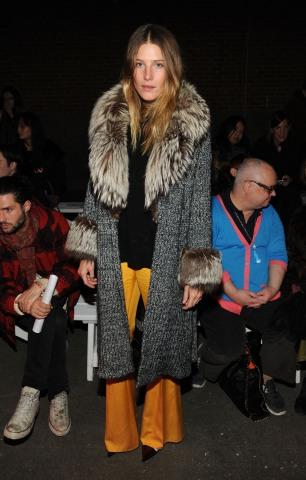 New York Fashion Week: Front Row Style