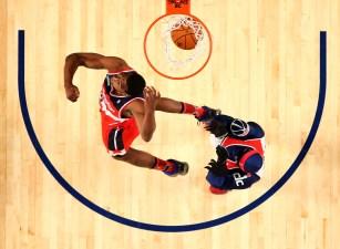 Wall Wins NBA Slam Dunk Contest