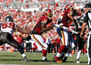 Strasburg-Like Shutdown For RGIII?