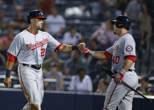Nationals Can Clinch Division Tuesday