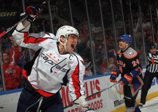 Adam's Morning: Ovechkin's March Madness