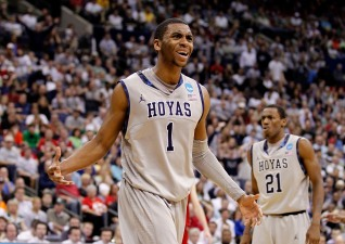 Curse of Double-Digit Seed Haunts Hoyas