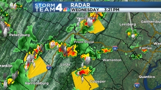 Severe Thunderstorm Warning Expires for Culpeper County