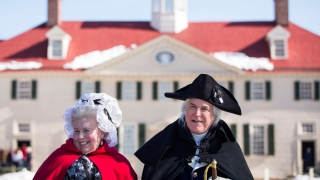 Washington's 284th Birthday Being Marked at Mount Vernon