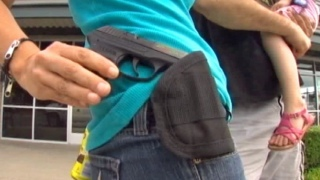 Va. Gov. McAuliffe Bans Open Carry of Guns in Some State Buildings