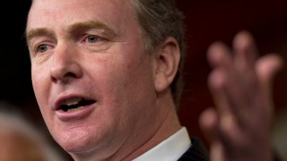 Van Hollen, NIH Head to Warn Against Government Shutdown
