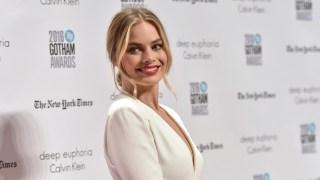 Celeb Hookups: Margot Robbie Ties the Knot