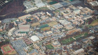 2nd Student Reports Dorm Shower Voyeurism Incident at UMD