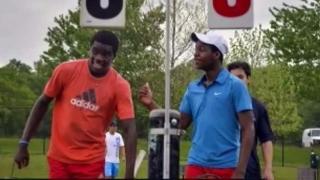 [DC] Prince George's Teen Plays Wimbledon