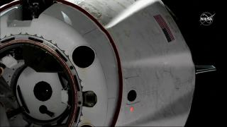 [NATL] Crew Returns from ISS on SpaceX 'Dragon'