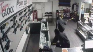 [DC] Suspected Burglar Dead in Gun Shop Smash and Grab