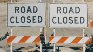 Portion of Alexandria Road Closed Due to Water Main Break