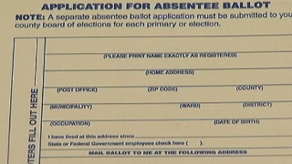 Deadline Nears to Request Absentee Ballot by Mail in Va.