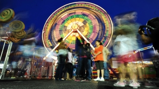 Maryland Carnival Worker Accused of Smoking Marijuana in a Portable Restroom