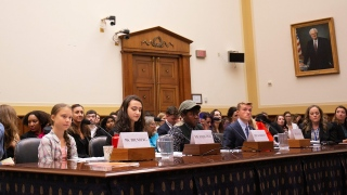 [NATL] Young Climate Activists Call for Action in Congress