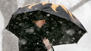 Chance of Rain, Snow in Weekend Forecast