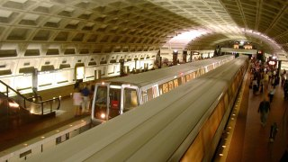 Woodley Park Metro Station to Be Closed This Weekend