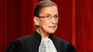 Ruth Bader Ginsburg: Anthem Protests 'Dumb and Disrespectful'