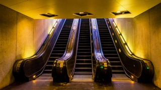 Three-Year Woodley Park Escalator Project to Begin Monday