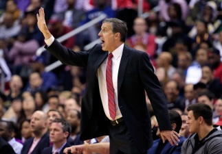 Wittman Owes Wizards Dunk For Series Win