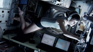 "Sandra Bullock on ""Gravity"""
