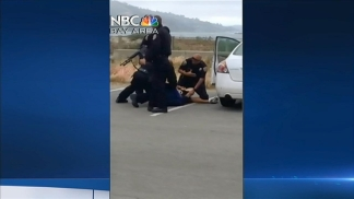 RAW VIDEO: San Francisco Police Arrest Ryan Chamberlain in San Francisco