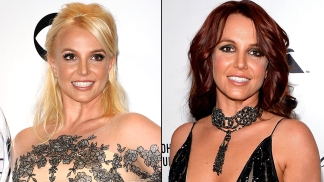 Dramatic Hair Transformations: Britney Spears