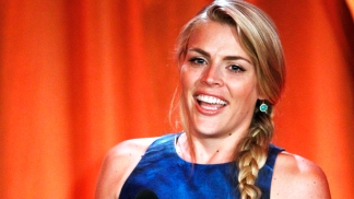 "Busy Philipps On ""Cougar Town"""
